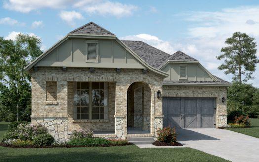 K. Hovnanian® Homes Bayside subdivision 2122 Hermosa Drive Rowlett TX 75088
