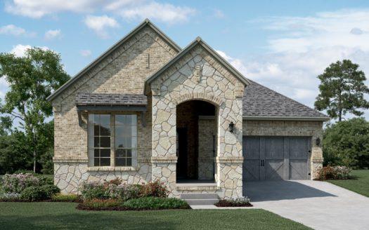 K. Hovnanian® Homes Bayside subdivision 7603 Coronado Drive Rowlett TX 75088