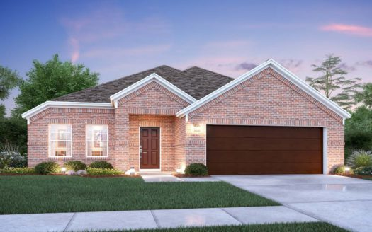 M/I Homes Chapel Trails subdivision 1516 Walnut Creek Drive McKinney TX 75071