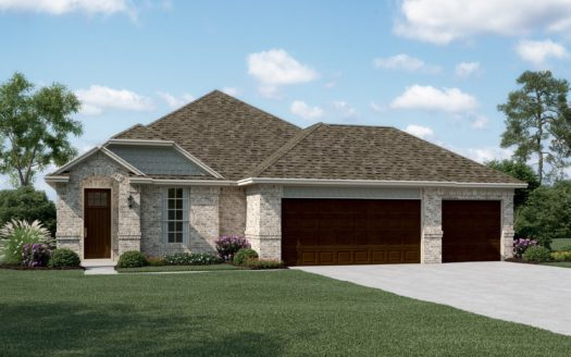 K. Hovnanian® Homes Ascend at Diamond Creek Estates subdivision 534 Tuscany Drive Forney TX 75126