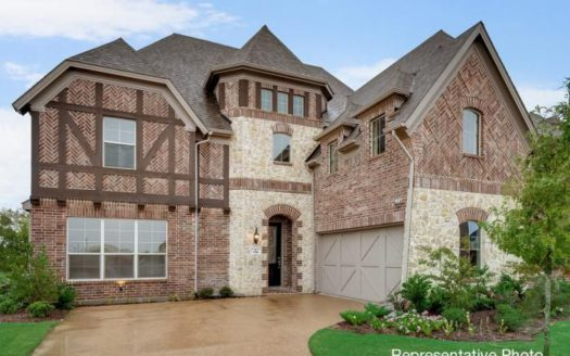 Grand Homes Landings of Kittyhawk subdivision 1918 Douglas Avenue Allen TX 75013