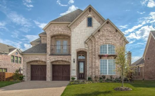 Grand Homes Silverleaf Estates subdivision 311 Butternut Way Irving TX 75063