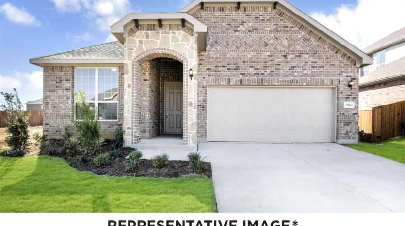 HistoryMaker Homes Mayfield Farms 60s subdivision 7218 Rustic Rock Arlington TX 76001