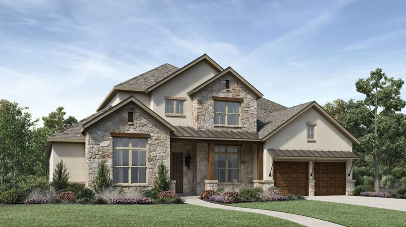 Toll Brothers Star Trail subdivision 851 Star Meadow Drive Prosper TX 75078