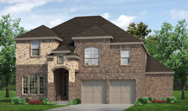 Sandlin Homes Seeton Estates subdivision 1421 E Seeton Rd Mansfield TX 76063