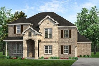 Sandlin Homes Lynn Creek subdivision S Collins St Arlington TX 76002