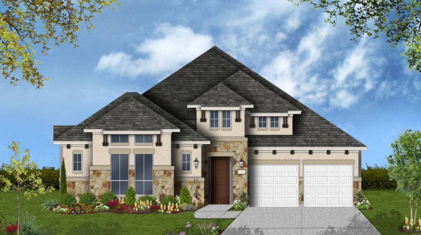 Coventry Homes Edgestone at Legacy subdivision 4168 Hazelwood Ave Frisco TX 75034
