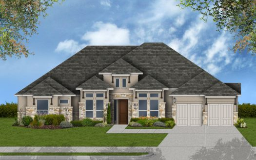 Coventry Homes Star Trail subdivision 1741 Kyle Court Prosper TX 75078