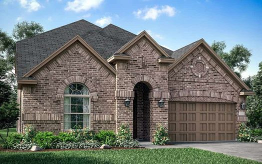 Village Builders Estates at Shaddock subdivision 9574 Christ Church Lane Frisco TX 75035