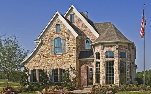 Grand Homes Frisco Hills subdivision 14104 Notting Hill Drive Little Elm TX 75068