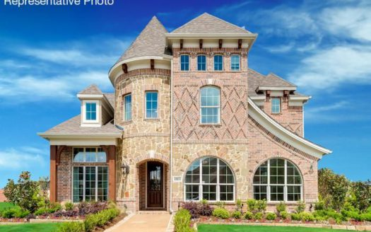 Grand Homes Heritage Ridge Estates subdivision 1300 Dragonfly Dr Plano TX 75094