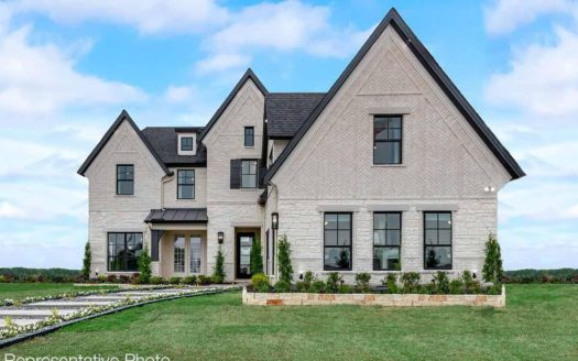 Grand Homes Lakes at Legacy subdivision 2820 Firefly Place Prosper TX 75078