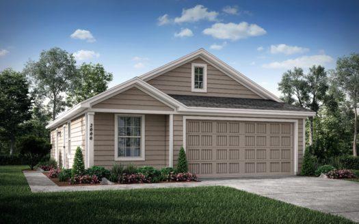 Lennar Trinity Crossing 40 subdivision 4416 Culrin Way Forney TX 75126