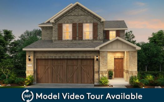 Pulte Homes Legends Crossing subdivision 9804 Valley Ranch Pkwy E Irving TX 75063