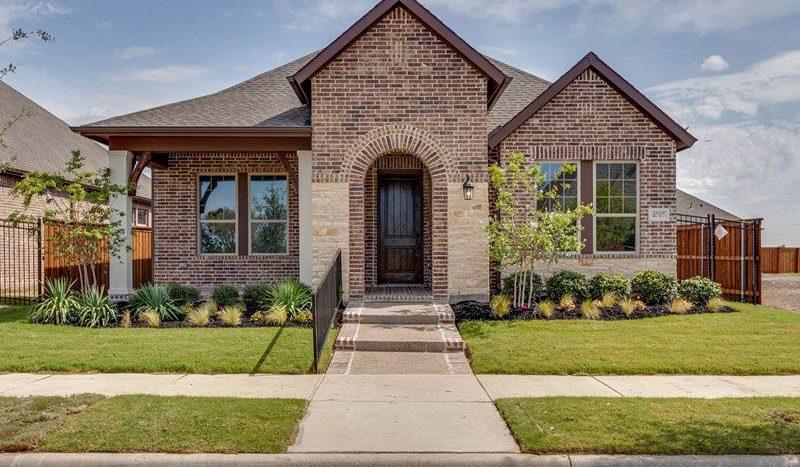 David Weekley Homes Elements at Viridian - Signature Series subdivision 4819 Beaver Creek Drive Arlington TX 76005