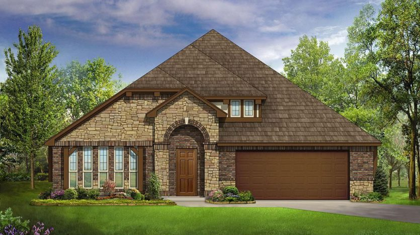 Bloomfield Homes Sonoma Verde subdivision 1501 Pisa Court Rockwall TX 75032