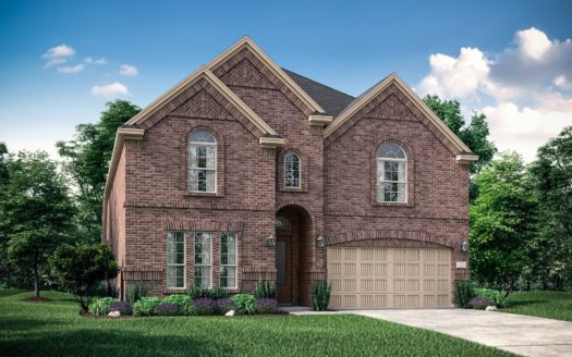 Village Builders Westhaven 50' subdivision 770 Wingate Rd Coppell TX 75019