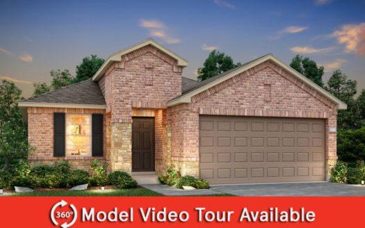 Centex Homes Winn Ridge subdivision 1906 Waggoner Drive Aubrey TX 76227