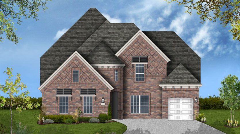 Coventry Homes Edgestone at Legacy subdivision 4168 Hazelwood Ave Frisco TX 75034