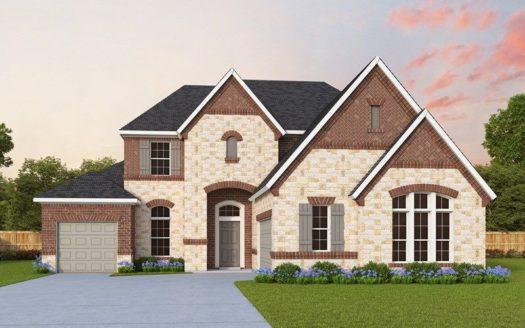 David Weekley Homes Concordia subdivision 404 Augusta Drive Keller TX 76248