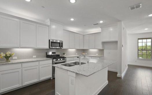 CB JENI Homes Apple's Crossing subdivision 4859 Ellie Lane Fairview TX 75069