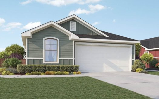 Gehan Homes Clements Ranch - Journey subdivision 5412 Connally Drive