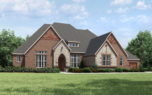 Drees Custom Homes Parkside subdivision 2220 Elm Terrace Lane Prosper TX 75078