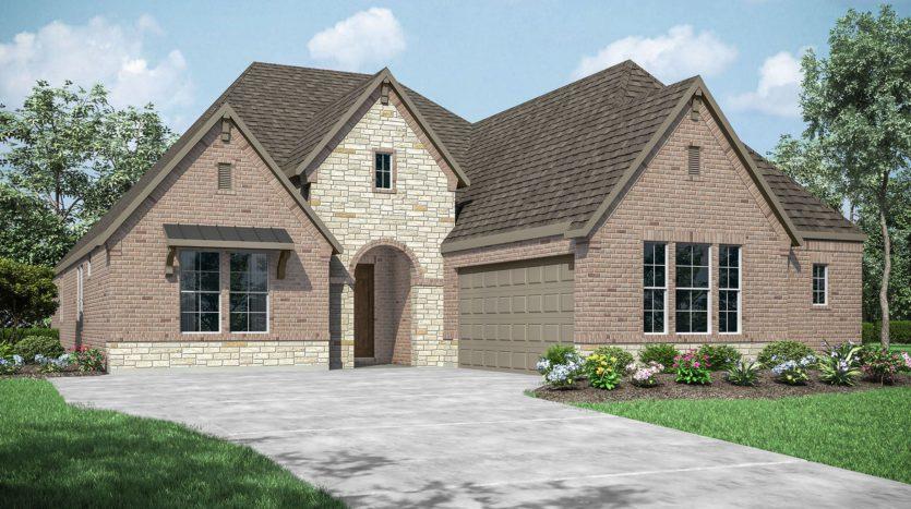 Drees Custom Homes Viridian - Elements subdivision 4710 Beaver Creek Drive Arlington TX 76005