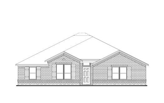 Impression Homes Candler Park subdivision 1247 Fish Creek Road Grand Prairie TX 75052