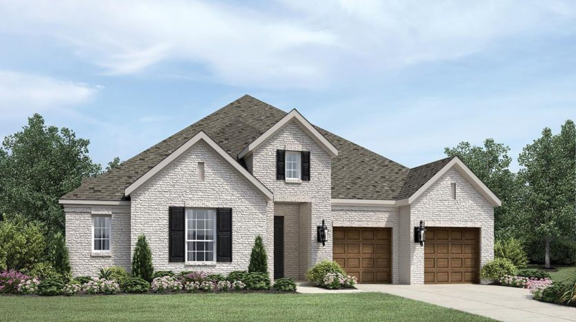 Toll Brothers Castle Hills subdivision 1113 Dragon Banner Drive Lewisville TX 75056
