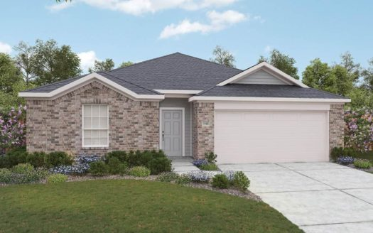 Gehan Homes Clements Ranch - Landmark subdivision 5209 Mills Drive