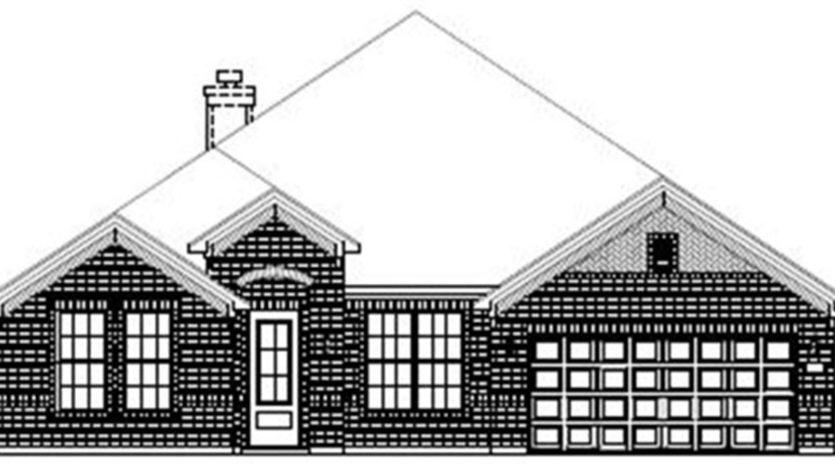 Chesmar Homes Wildridge subdivision Oak Point Little Elm TX 75068