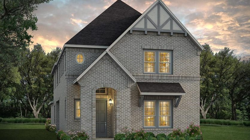 Normandy Homes Apple's Crossing subdivision 4854 Connor Place Fairview TX 75069