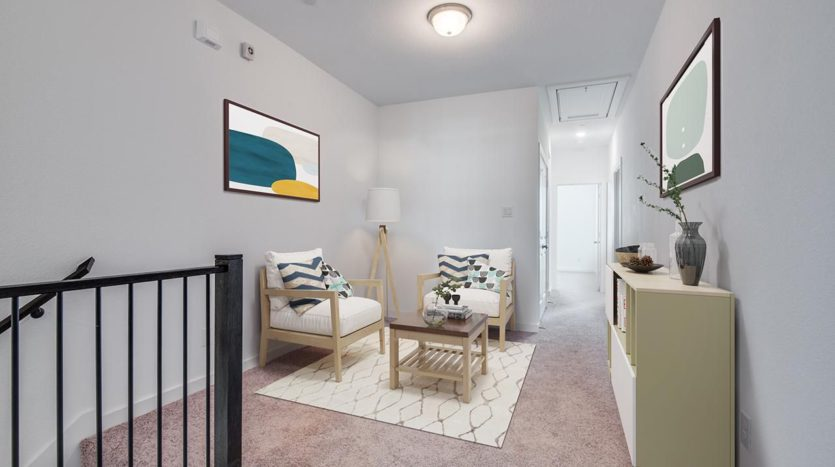 CB JENI Homes Terraces of Las Colinas subdivision 566 Cobblestone Lane Irving TX 75039