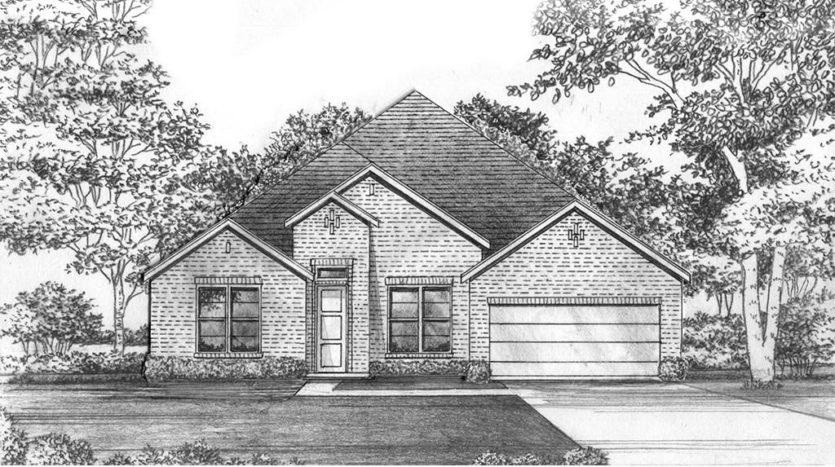 Shaddock Homes Inspiration subdivision 1514 Emerald Bay Lane Wylie TX 75098