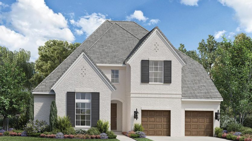 Toll Brothers Castle Hills subdivision 1113 Dragon Banner Dr Lewisville TX 75056