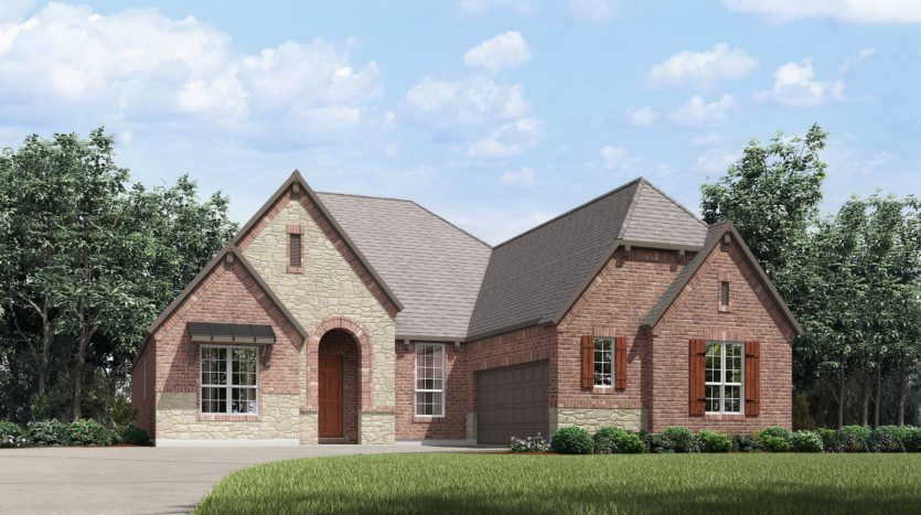 Drees Custom Homes Breezy Hill subdivision 618 Summer Oaks Drive Rockwall TX 75087