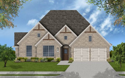 Coventry Homes Cambridge Crossing subdivision 2705 Carisbrooke St Celina TX 75009