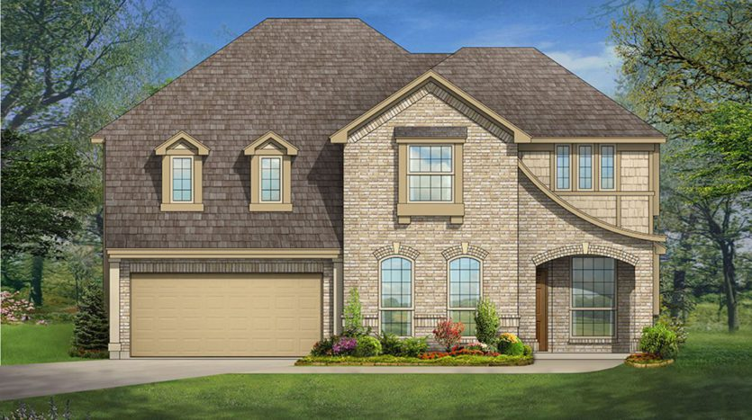 Bloomfield Homes Hagan Hill subdivision 6008 Hagan Hill Pkwy Mesquite TX 75181