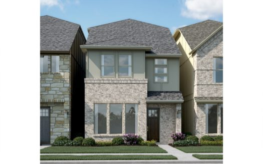 K. Hovnanian® Homes Commodore at Preston subdivision 4906 McGill Drive Plano TX 75024