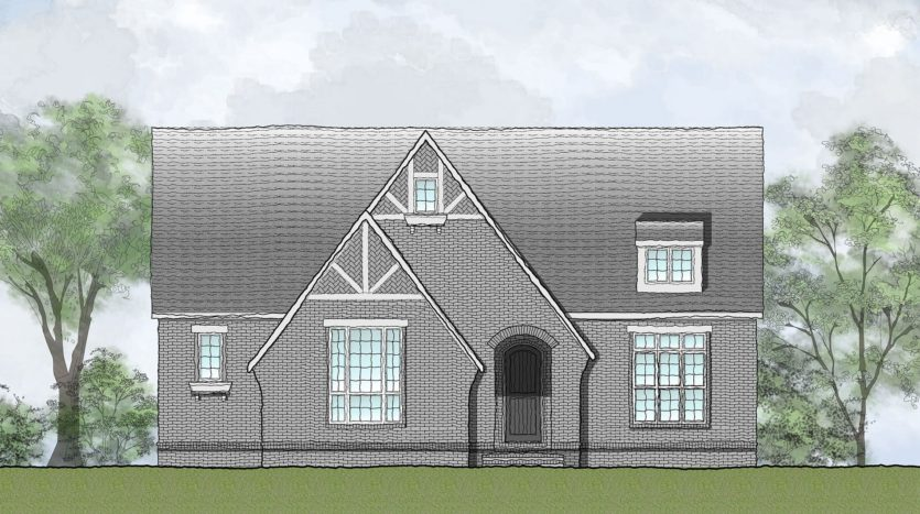 Drees Custom Homes The Canals at Grand Park subdivision 4297 Birdseye Lane Frisco TX 75034