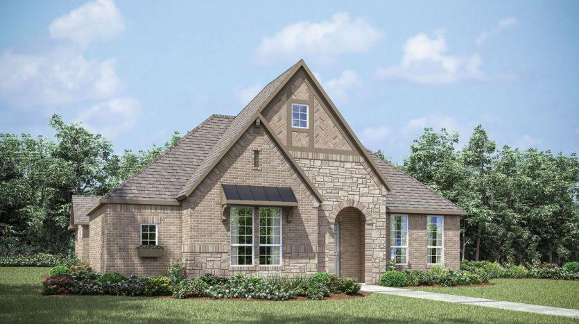 Drees Custom Homes Viridian - 65' subdivision 1344 Viridian Park Lane Arlington TX 76005