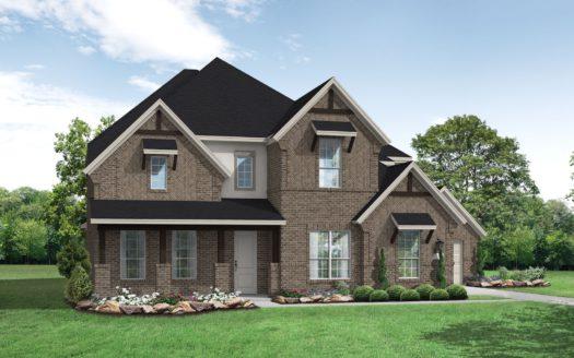 Coventry Homes Viridian subdivision 1332 Viridian Park Ln Arlington TX 76005