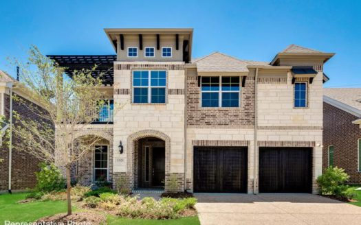 Grand Homes Dominion of Pleasant Valley subdivision 127 Lantana Lane Wylie TX 75098