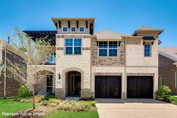 Grand Homes Heritage Ridge Estates subdivision 1300 Dragonfly Dr Plano TX 75094