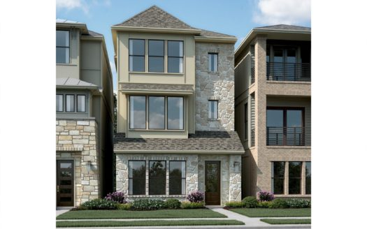 K. Hovnanian® Homes Commodore at Preston subdivision 8004 Ingram Drive Plano TX 75024