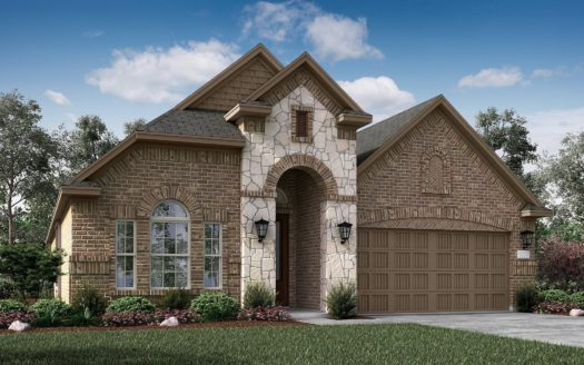 Village Builders Bradford Park 50' subdivision 5557 Winter Haven Bend Flower Mound TX 75028