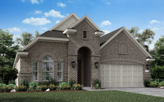Village Builders Parkside 50's subdivision 7029 Arches Avenue Irving TX 75063