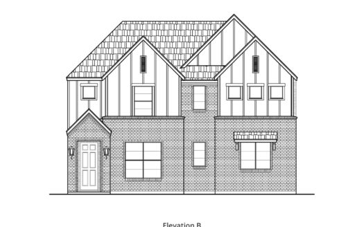 Our Country Homes Urban Trails subdivision 7600 Resting Mews Trail North Richland Hills TX 76182