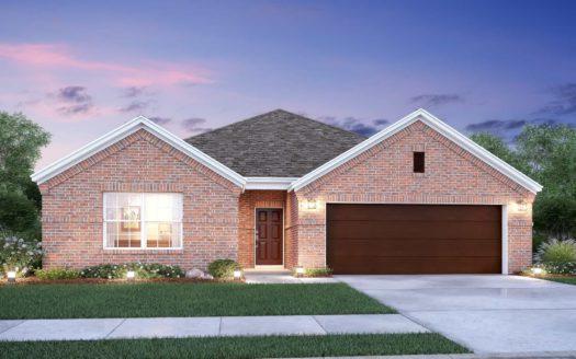 M/I Homes Auburndale subdivision 213 Lexington Avenue Melissa TX 75454